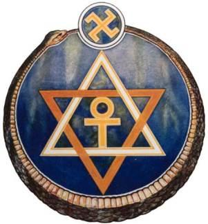آرم انجمن جهانی تئوسوفی